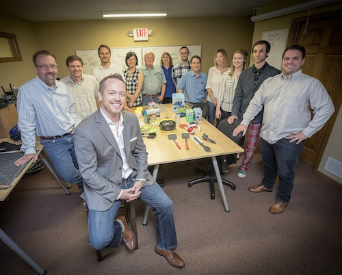 The Enhance Product Development Team