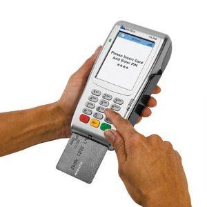 Jim Johnston Credit card processing